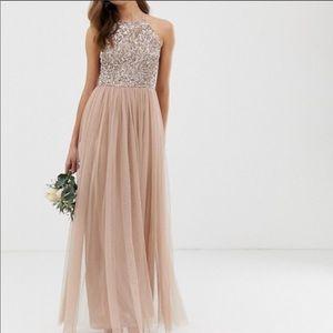 ASOS Maya Sequin dress